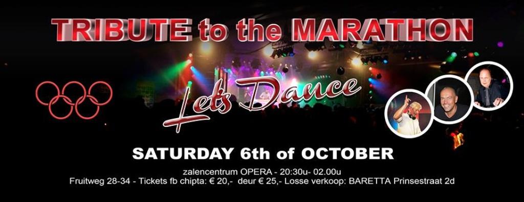 "Lets Dance Update: Tribute To The Marathon ""Let's Dance"""