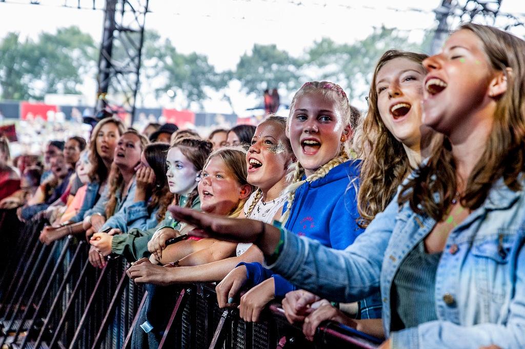 Fieldlab-festivals Biddinghuizen waarschijnlijk in maart - 3voor12 - VPRO 3 voor 12