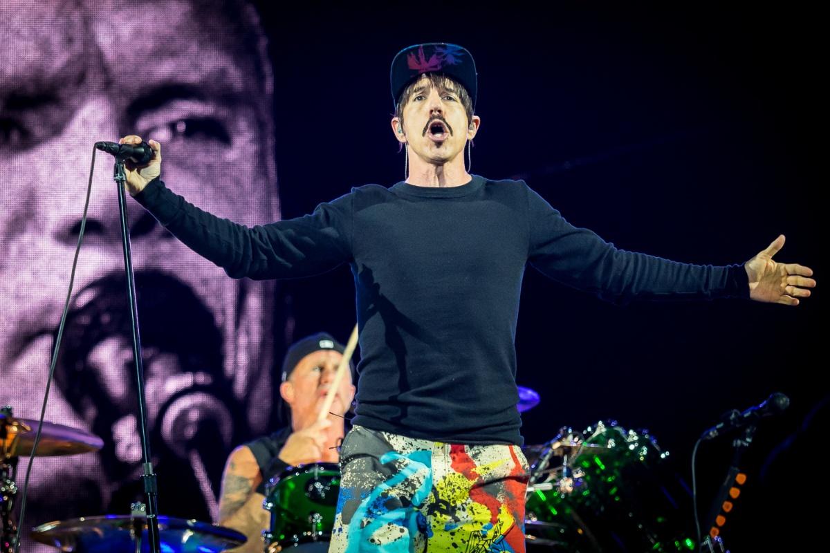 Frusciante arm john tattoo Anthony Kiedis: