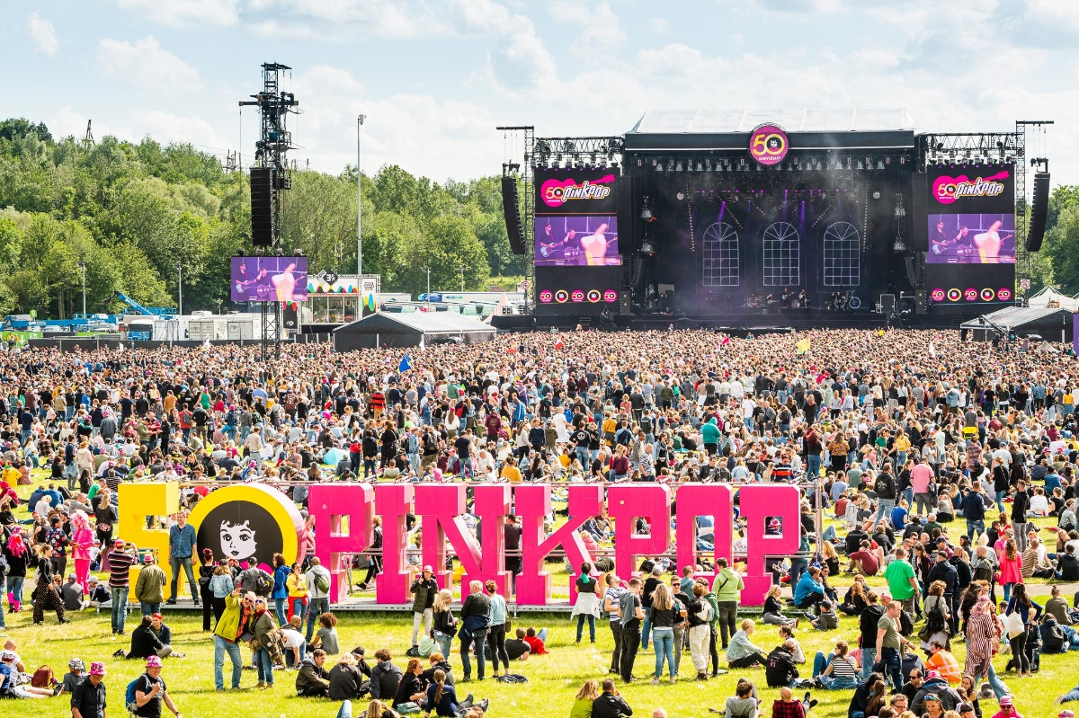 Pinkpop 2019: volg de zondag live - artikelen