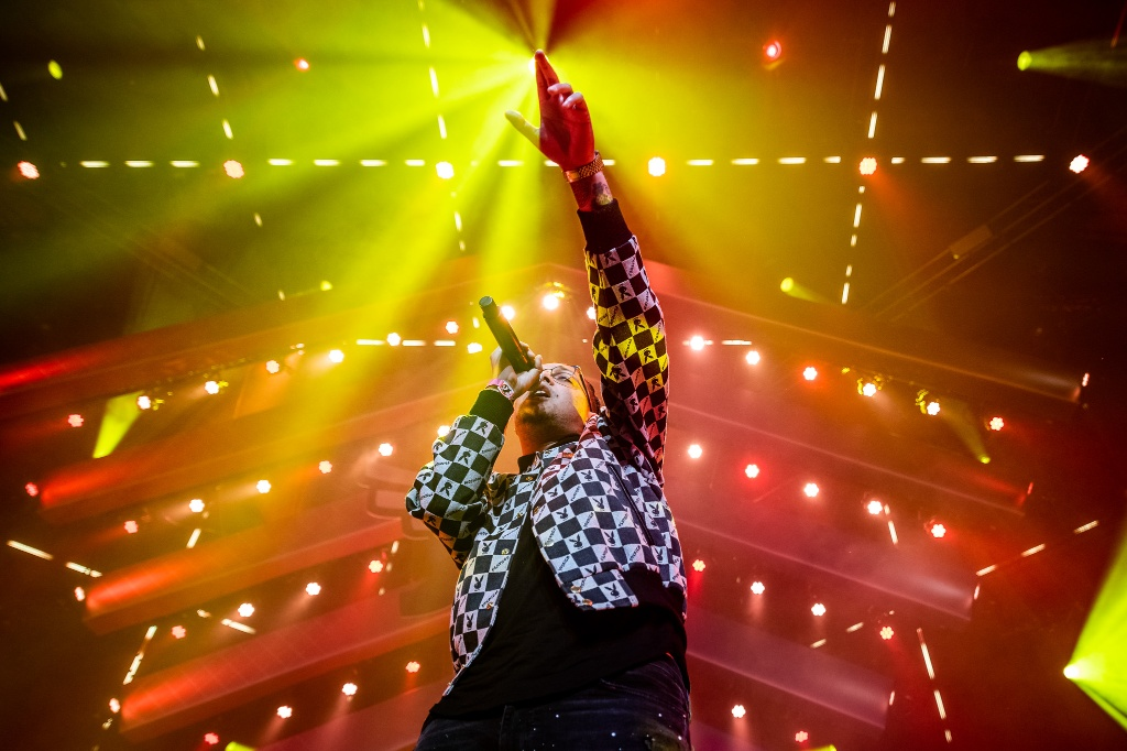 ESNS19: Ronnie Flex wint Popprijs 2018
